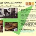 Publicitat Gatamoix 2011
