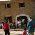 Instal·lacions de les Cases del Poble Nou, dins el terme municipal d'Alcúdia